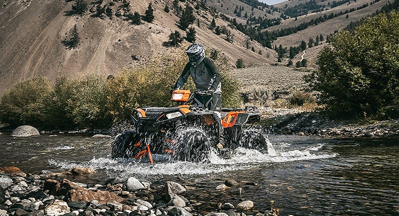 Sportsman® XP 1000 S Orange Madness