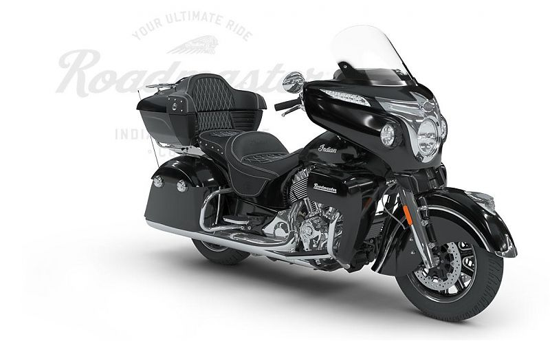Мотоцикл Indian Roadmaster, Thunder Black