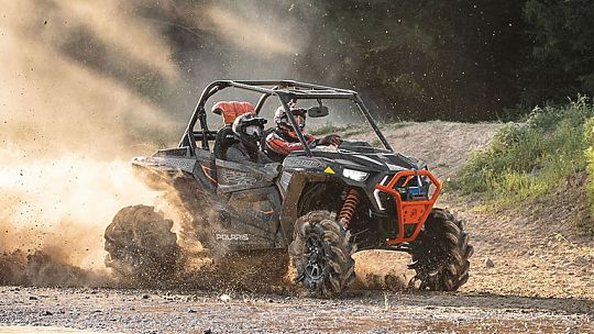 RZR XP 1000 EPS High Lifter Edition фото